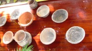 Гончарная и лепная посуда Черняховского периода