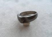 Серебрянный перстень, идентификация: Золотая Орда 13-14 века