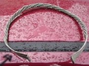 Древнерусская витая шейная гривна