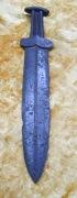 Акинак с брусковидным навершием 1-го отдела, 1-го типа по Мелюковой. 6 век до н.э.