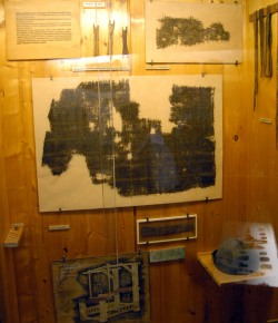 Ткань древнего Новгорода