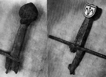 рукоять мечей