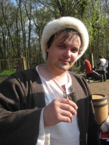 Рарогъ - клуб истоического фехтования из Новой Каховки
