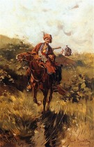 Казак на коне2
