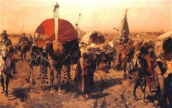 Возвращение с Венской битвы