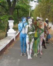 День города Новая Каховка,  22 сентября