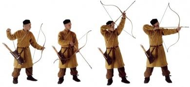 Как стрелять из лука,Як стрыляти з лука