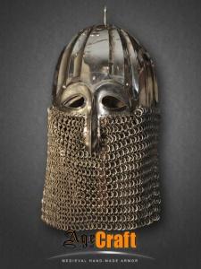 Шлем «Никольское», тип IV по Кирпичникову