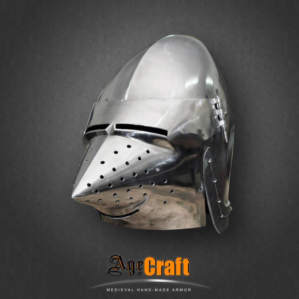 Забрало для шлема