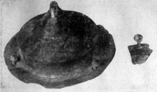 Курганы первой половины III в. н. э. у с. Братово
