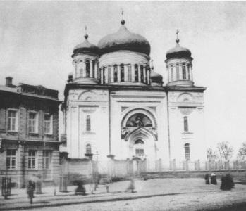 Десятинная церковь в Киеве (979-1015)