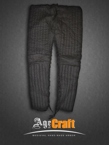 стеганные штаны чулки