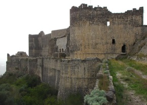 ������ ������ ( ����� ������, Margat Castle )