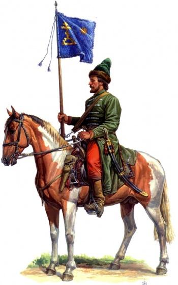 Подпрапорщик являлся ближайшим помощником прапорщика, а при отсутствии последнего замещал его, исполняя функцию знаменосца