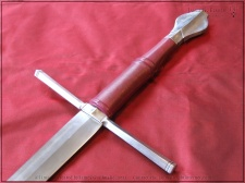 Рукоять меча конца 15 века