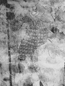 св. Георгий из Павииси в протуберанцевом ламелляре