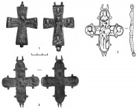 Предметы христианского культа ХІ-ХІІІ вв. на сельских поселениях Черниговского Полесья