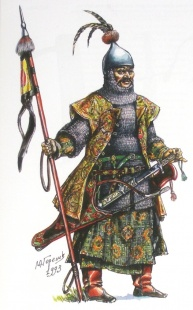 Монгольская имперская культура на примере находок в Ставрополье