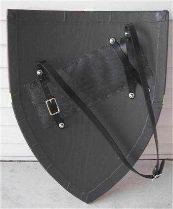 подлокотник под щит