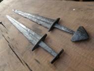 Мечи эпохи викингов