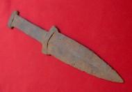 Киммерийский железный кинжал