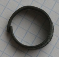Пластинчатый перстень