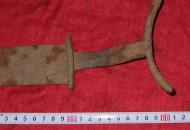 рукоять сарматского меча