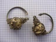 Колты 16-17 век