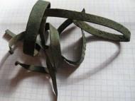 Медные браслеты