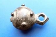 бронзовый кистень Киевской Руси с пупырышками