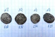 Монеты ЗО и ВКЛ