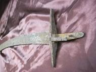 Рукоять сабли 2-ой половины 16 века