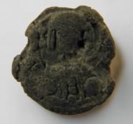 таможенная пломба киевского князя Святополка Михаила 1093-1113