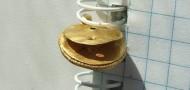 Подвеска или накладка. Золото. Гунны 4-5век