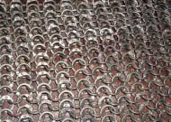 клепанное кольчужное полотно