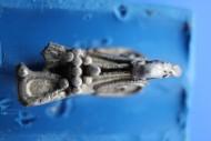 Птичка серебряная