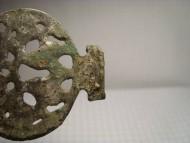Скандинавская привеска 9 век