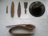 Комплект воина Пшеворской культуры