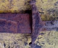 Сабля черноклобуцкая 11-12 век
