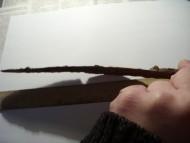 толщина наконечника скифского копья