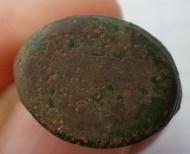 перстень импортный греческий II-в до н. э.