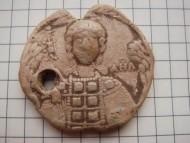 Вислая печать Олег (Михаил) Святославович (ок.1053-1115)