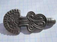 Пеньковская культура 6-7 век Мазурского типа