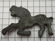 Бронзовый зверь  Анты VI-VII век н.э.