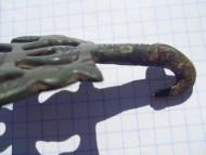 Скифский Колчанный крюк - Зверинный стиль