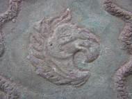 Скифское бронзовое зеркало, 5-4 вв. до н.э.