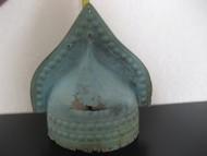 Древнеталийский шлем с поперечным гребнем