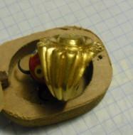 Перстень золотой.Римская Империя, III в.