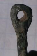 Ушко древнерусского крестика 11-13 век