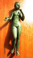 Находка изящной статуэтки Венеры